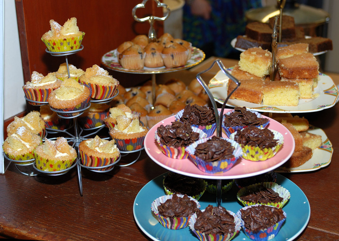 Cake Ideas For Cake Stall : Cake stall Bootstock